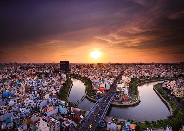 South Vietnam Tour